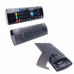 2.4G Air Mouse Wireless RC IR Remote Control USB Keyboard An