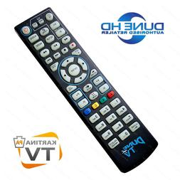 Dune+TV  Remote Control with Learning TV Control Buttons