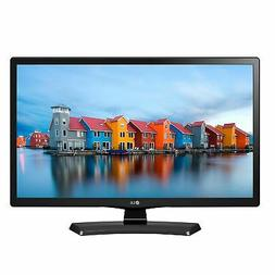 LG 24 Black Smart LED HDTV
