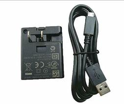 5V USB Charging Adapter For Logitech Harmony 915-000224 Un