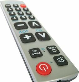 Gmatrix u43 Big Button Universal Remote Control - Retail Pac