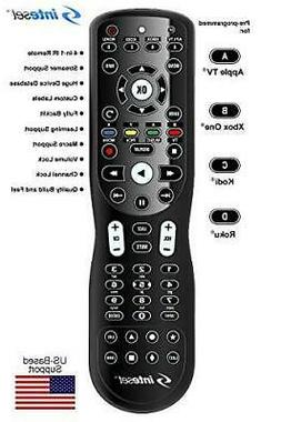 Inteset 4-in-1 Universal Backlit IR Learning Remote for use