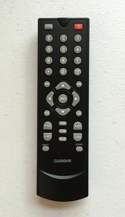 NEW NH001UD NH000UD Remote for Sylvania Emerson TV LC320EM2