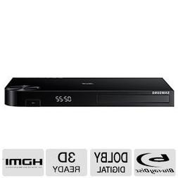 Samsung Blu-ray DVD Disc Player with Built-in Wi-Fi 1080p &
