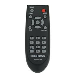 New AA81-00243A Replaced Service Remote Control for Samsung
