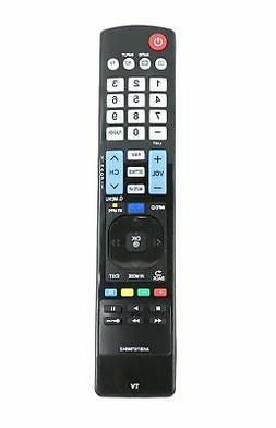 VINABTY New AKB73756542 Replace Remote fits for LG Smart TV