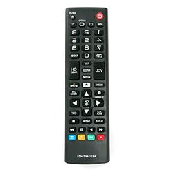 New AKB74475401 Replace Remote Control fit for LG Smart TV L