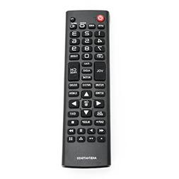 New AKB74475433 Replace Remote fit for LG TV 49LF5400 49LF55