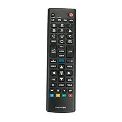 econtrolly AKB74475471 Replace Remote Fit for LG TV 50LF6090