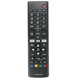 akb75095307 replaced remote control compatible with lg