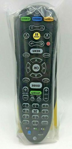 AT&T U-Verse S30-S1B Programmable TV Standard Remote Control
