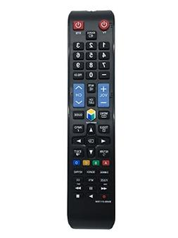 BN59-01178W Replaced Remote Fit for Samsung Smart TV UN46H62