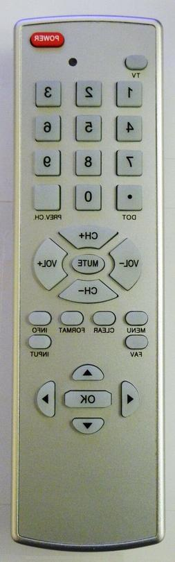 Brand New Replacement RCA 276045 TV Remote Control  - Replac