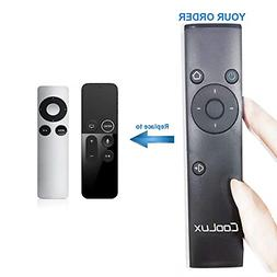 Coolux Brand Remote Control of Apple TV Mac, Pad Phone 4th G