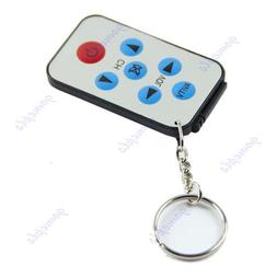 Stebcece Chic Mini Universal Infrared IR TV Set Remote Contr