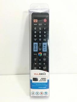 Coolux Remote Control for all Samsung LCD/LED HDTV 3D Smart