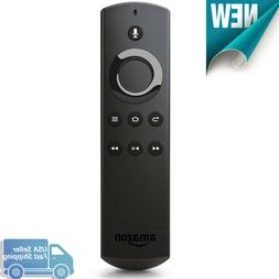DR49WK Remote Control Voice for 1st 2nd Gen Amazon Fire TV S