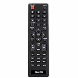 New DYNEX LED and LCD TV Remote Control DX-RC01A-12 sub DX-R