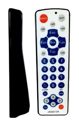 Gmatrix Easy Clean Universal Remote Control  - Retail Packag