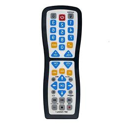 EasyClean Smart, Learning Universal TV Remote Control WP1545