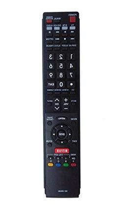 VINABTY New GB118WJSA Replaced TV Remote fits for Sharp TV L