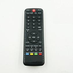 General Replacement Haier LCD Tv Remote Control Htr-d09b Use
