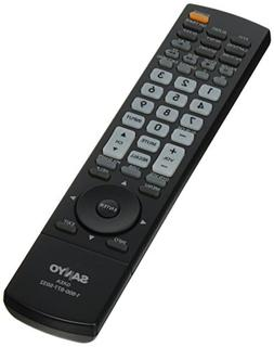 Sanyo GXEA LCD TV System Remote Control