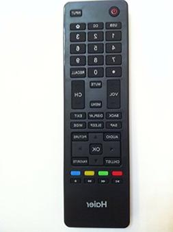 Smartby New HAIER lcd led tv Remote Control HTR-A18M for 32D