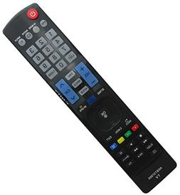 New LED HDTV Replaced Remote Control Substitute LG AKB73756