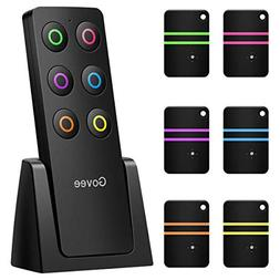 Key Finder, Govee Wireless RF Item Locator Item Tracker with