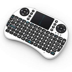 Coolux Keyboard Air Mouse Wireless Remote Control for Smart