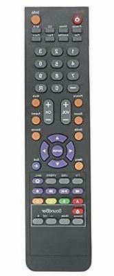 142022370010c remote control compatible with sceptre lcd