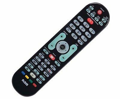6 device replacement remote control for tv