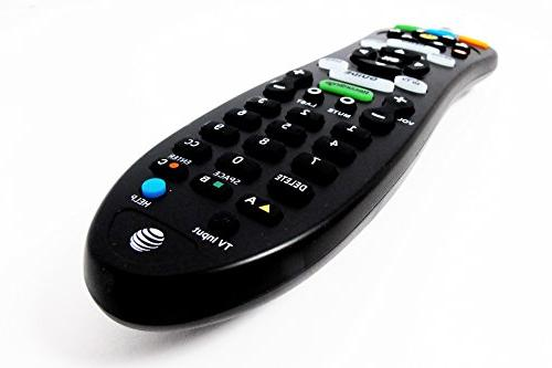 Genuine AT&T U-Verse S20-S1A Programmable IR Remote Control Numbers: