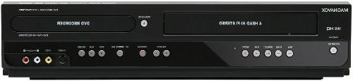 Magnavox ZV427MG9 DVD Recorder / VCR with Line-In Recording