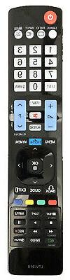New LG Replacement TV Remote Control LTV-918 for LG LED HDTV