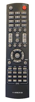New Combo Remote NS-RC9DNA-14 for Insignia TV DVD NS-28DD310