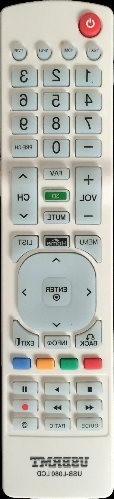 New USB Remote for Model 01 PROSCAN TV Programmed