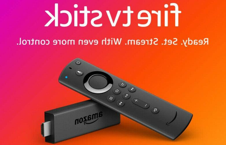amazon fire tv stick 2019 with all