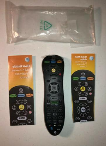 AT&T Programmable Backlit TV Control