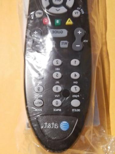 AT&T Universal TV Remote DVR Black