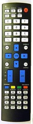 Brand New Replacement JVC RM-C1221 TV/DVD Remote - Replaceme