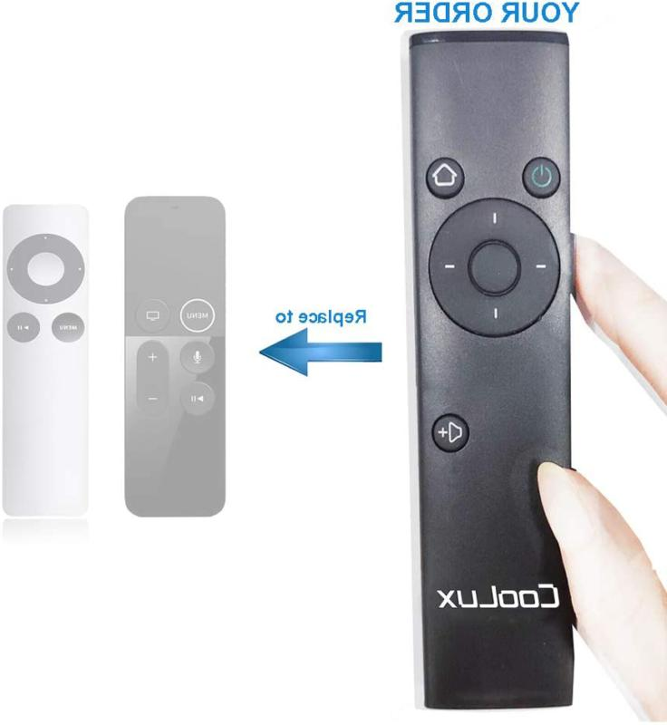 Coolux Brand Remote Control of Apple TV Mac, Pad Phone