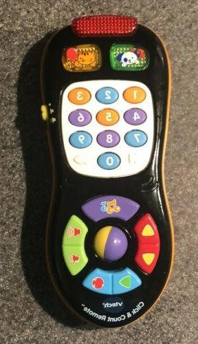 VTech and Remote Toy Black NWOB