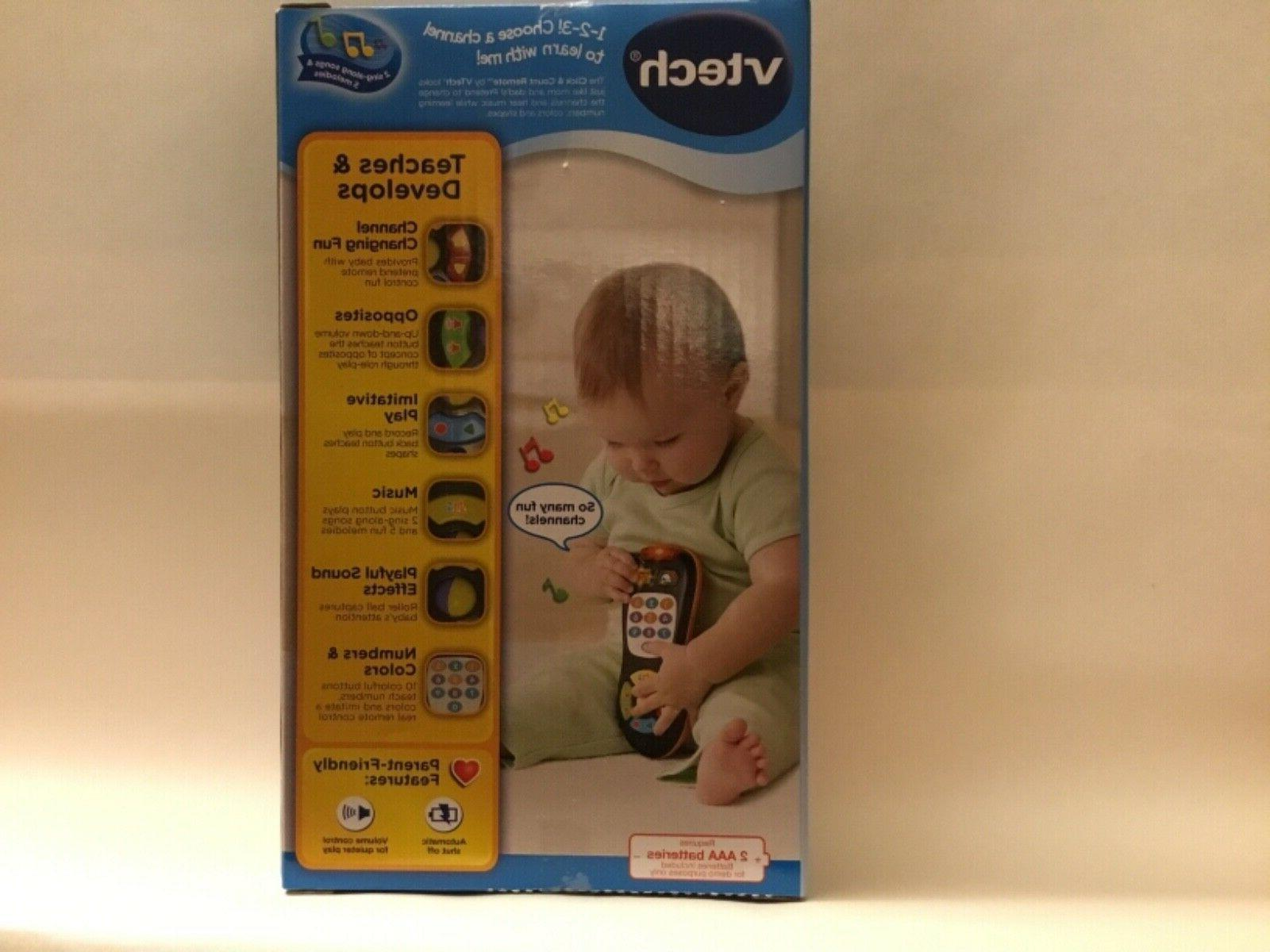 VTech and Remote Developmental Baby for 6-36