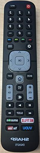 New USARMT EN2A27S Ver. 1 Remote for Sharp N7000U Series 4K