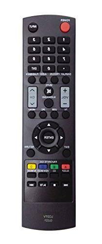New GJ221 Remote Control fit for Sharp TV 9JY640147040000R 9