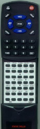 HAIER Replacement Remote Control for 42EP14S, HLH32BB, TV562