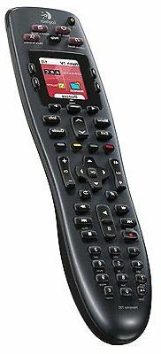 Logitech Harmony 700 Rechargeable Advanced Remote with Color