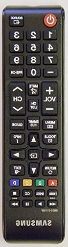 HDTV Smart Samsung BN59-01199F Remote Control Controller For